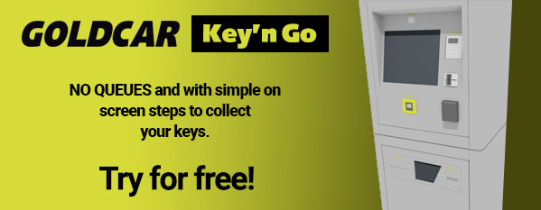 Keyngo Goldcar car rental