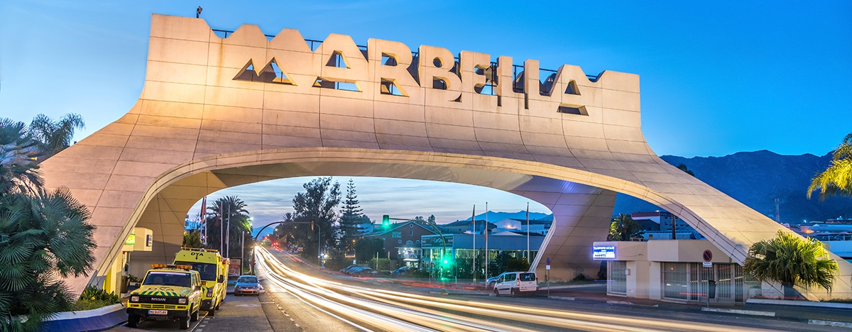 hire a car marbella