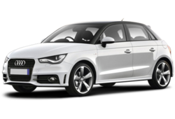Audi A1 from Interrent